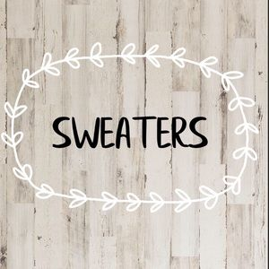 Sweaters and Sweatshirts